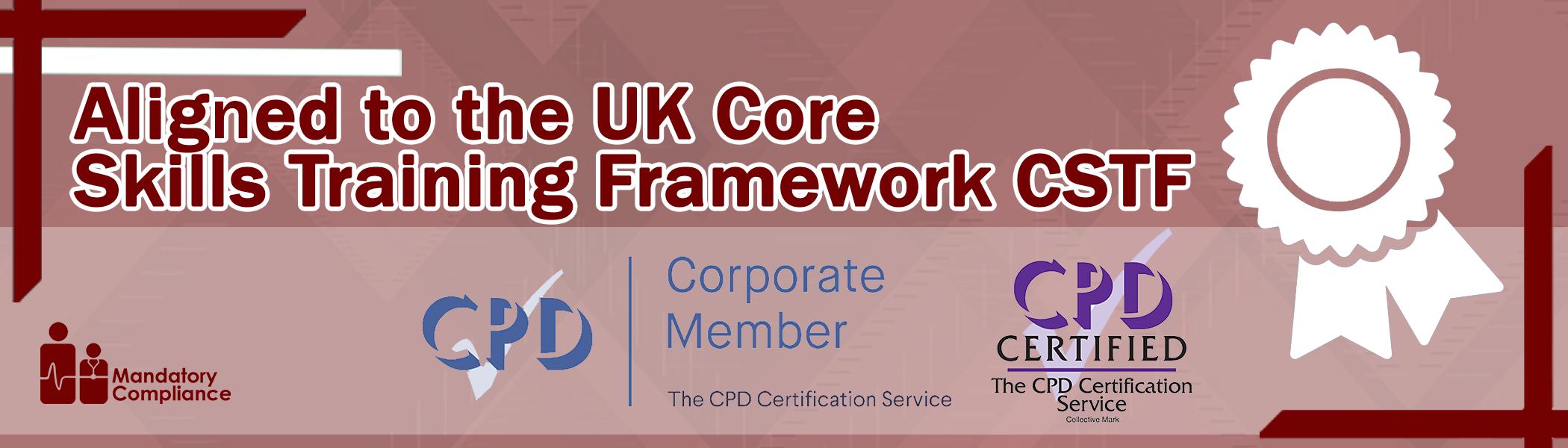 Online Mandatory Training - CSTF Aligned - E-Learning Courses - Mandatory Compliance UK -