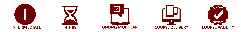 Crisis Management Training -Intermediate Level - eLearning Course - Mandatory Compliance UK -