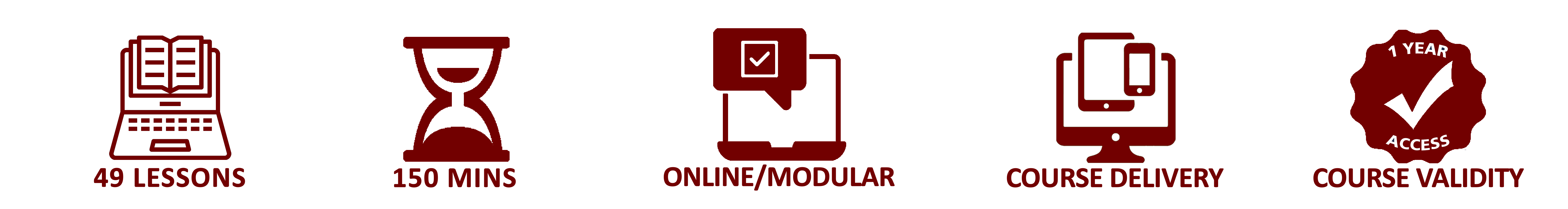 Sales Essentials - Online Training Package - Mandatory Compliance UK - Icons -