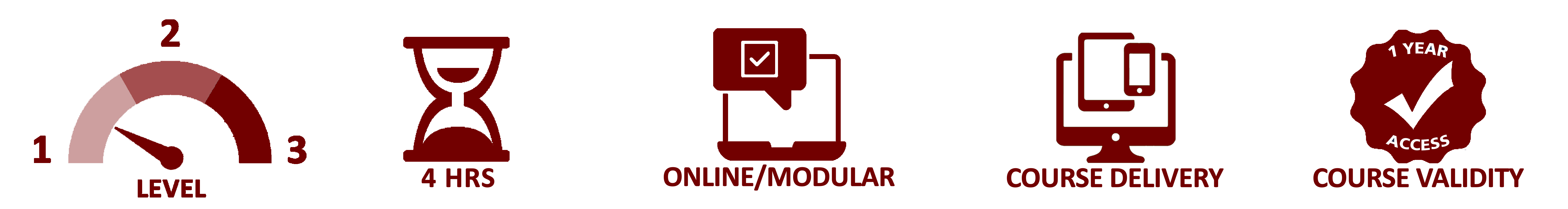 Health and Safety in the Workplace - Level 1 - Online Learning Courses - E-Learning Courses - Mandatory Compliance UK -